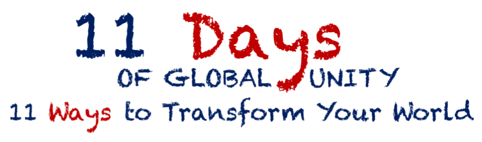 11 Days of Global Unity